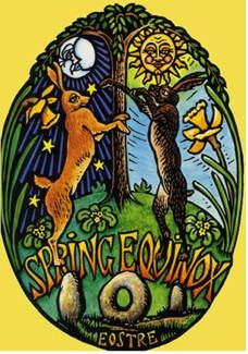 Spring Equinox:  BOS #Spring #Equinox cover page.