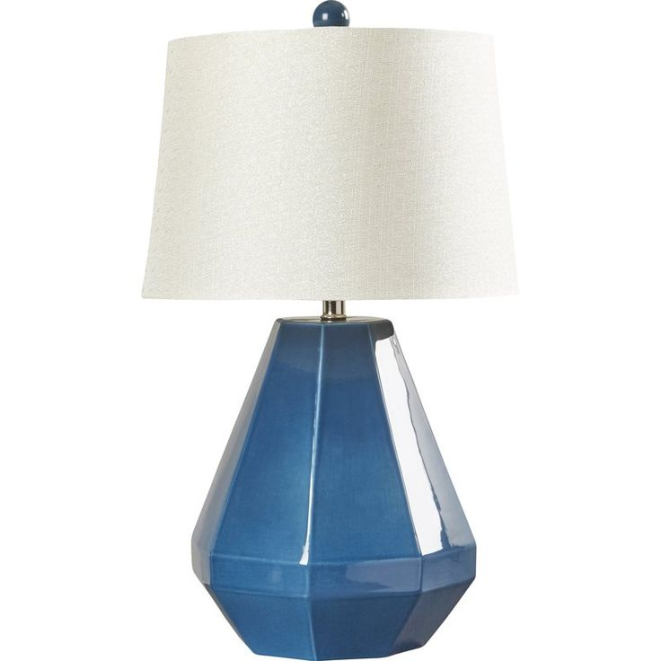 Marenco ceramic 25 table lamp