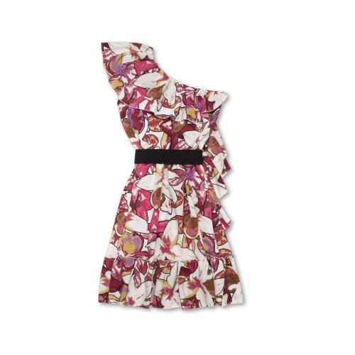Party dress: abito monspalla con cintura!