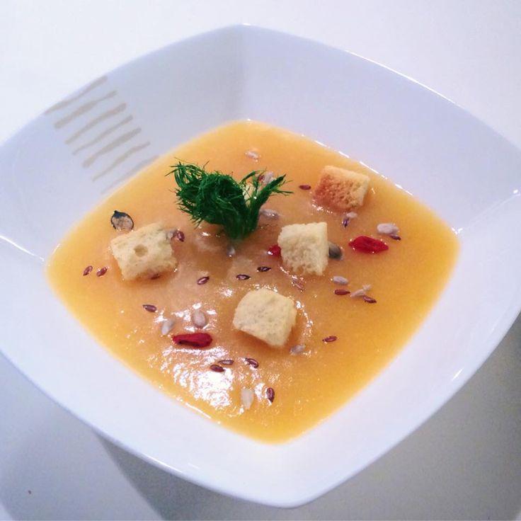 @Cookerfeed Vellutata di finocchi e carote #vellutata #finocchi #carote