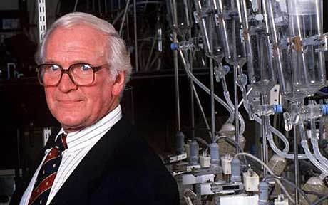 Sir James Black, OM, the pharmacologist who died on March 22 aged 85,   developed not one but two of the world's best-selling classes of   prescription drugs – beta-blockers, effective against heart disease, and H2   antagonists, used for treating gastric ulcers.