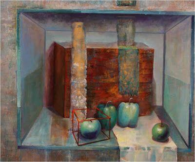 ALTERARTE - Colectivo de Pintores Galegos: 13. AUREA POUSA RAÑA