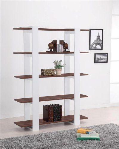 Ellise 5 Shelf Classic Bookcase and Display Stand Enitial Lab http://www.amazon.com/dp/B005I618RU/ref=cm_sw_r_pi_dp_VzXJwb1862F2T