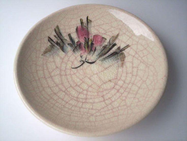 Art Deco Keramik Schale Karlsruhe Rüppurr Fayence Bauhaus pottery Design vintage | eBay