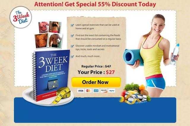 The 3 Week Diet: 3 Week Diet Review