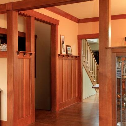 106 best craftsman moulding woodwork images on pinterest for Craftsman picture rail