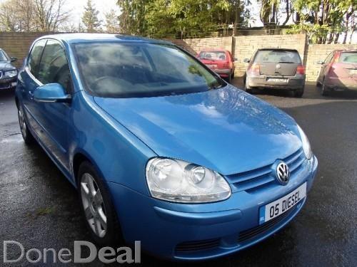 Volkswagen Golf 1.9 TDI Sport 6 Speed 3