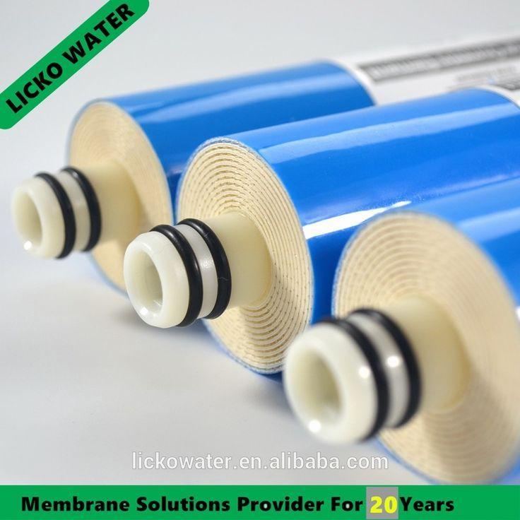 wholesale 200GPD / 300GPD / 400GPD water filter ro membrane high rejection low pressure ro membrane