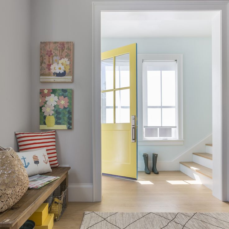 Refresh Your Home With Kelly Moore Paints! Add Wake Me Up Interior Paint  Color