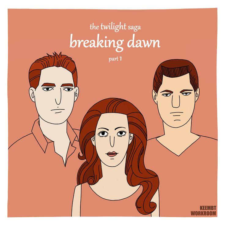 """[영화] 브레이킹 던 part1(The Twilight Saga: Breaking Dawn - Part 1, 2011) """"이건 불가능해."""""""