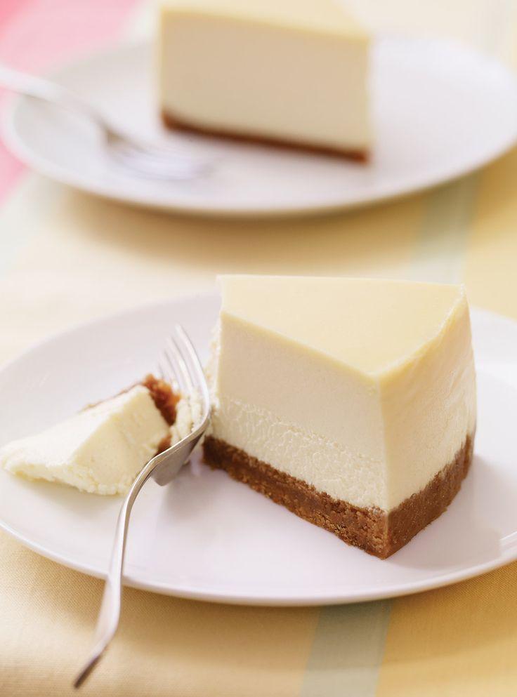 Recette de Ricardo : gâteau au fromage (le meilleur)