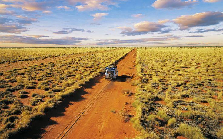 Gunbarrel Highway, Western Australia