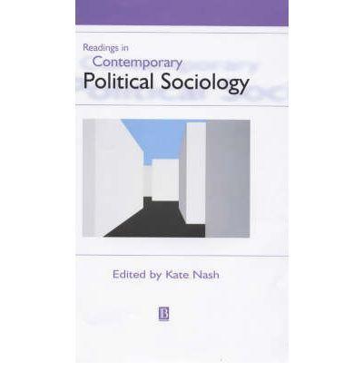 kate nash contemporary political sociology pdf