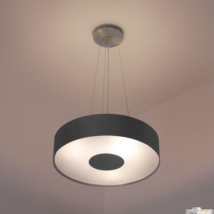 Cleoni Carina 40 lampa wisząca 3-punktowa 1158W1 - Multilampy.pl