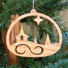 Resultado de imagen para handmade nativity ornaments