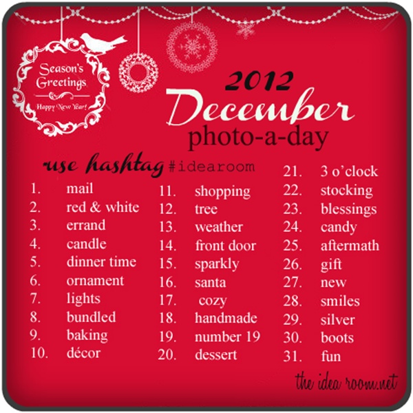 photo a day december - Google Search