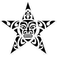 star, turtle, tiki, hei matau, family, protection, abundance, wealth, fertility