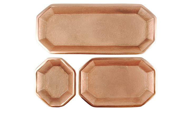 MONOQI | Octagon Tray Set