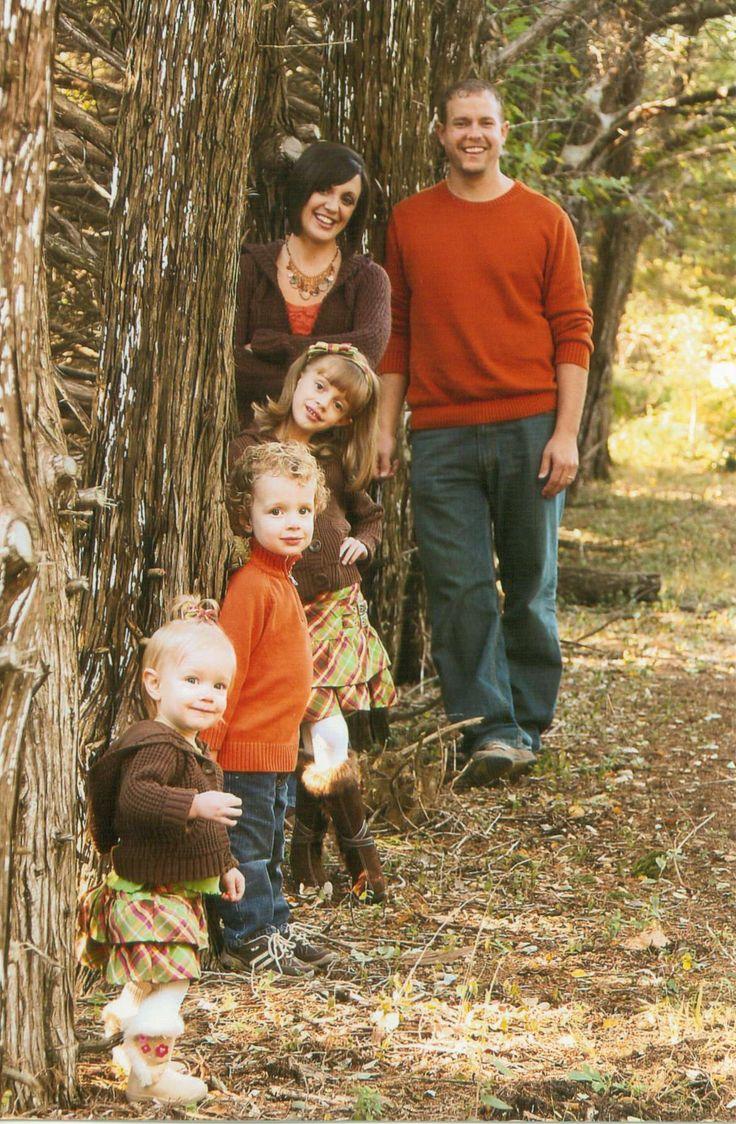 Family session with Whitney Hamilton Photography