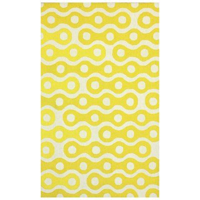 nuLOOM NJHK95A Grace Area Rug, Yellow