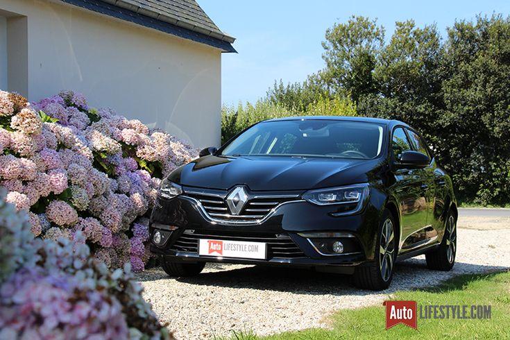 Essai : Renault Megane IV intens dCi 110 ch
