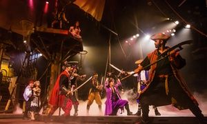 Groupon - Pirates Dinner Adventure for One Adult or Child (Up to 48% Off) in Buena Park. Groupon deal price: $26