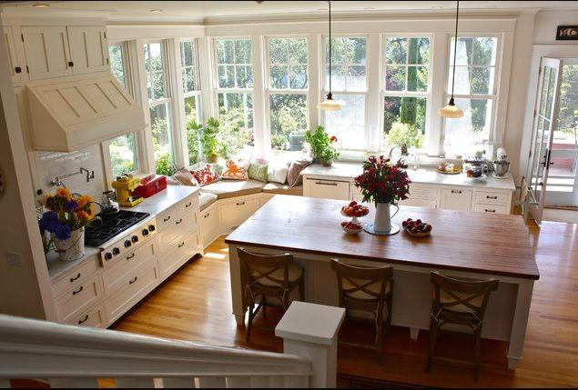 15 besten Bildern zu Kitchen auf Pinterest - einbauküchen für kleine küchen