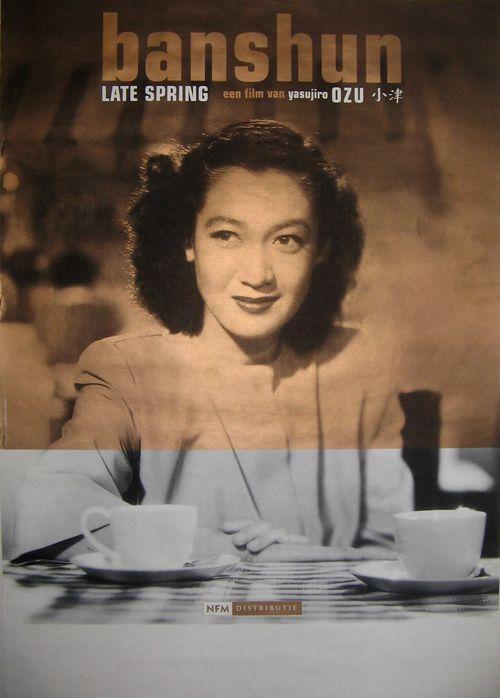 Bansun (Late Spring, 1949)  Dir. Yasujiro Ozu