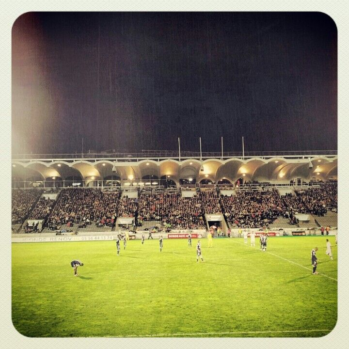 Stade Chaban Delmas in Bordeaux, Aquitaine