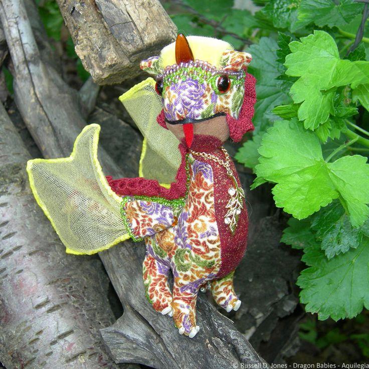 Aquilegia Baby Dragon (8) by russelldjones on DeviantArt