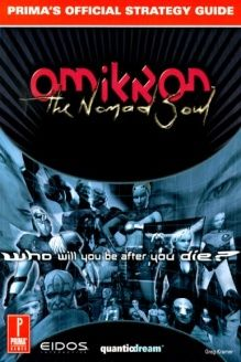 Omikron  The Nomad Soul: Prima's Official Strategy Guide, 978-0761526056, Greg Kramer, Prima Games