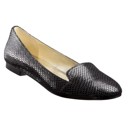 'Vilda' Black Loafer from Mossimo [got these for $15! great cheap loafer]