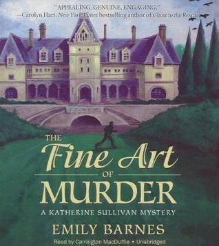 The Fine Art of Murder new series of retired police chief Katherine Sullivan