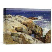 Found it at Wayfair - 'The Maine Coast' by Edward Henry Potthast Painting Print on Wrapped Canvas