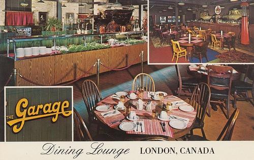 The Garage - London, Ontario