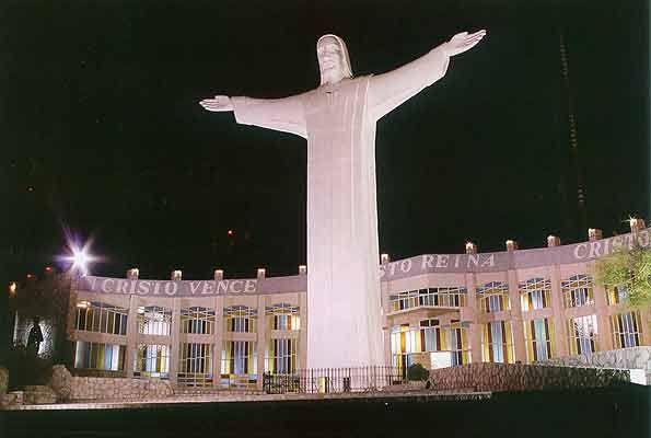 Cristo de las Noas in Torreon, Coahuila, Mexico - Tour By Mexico