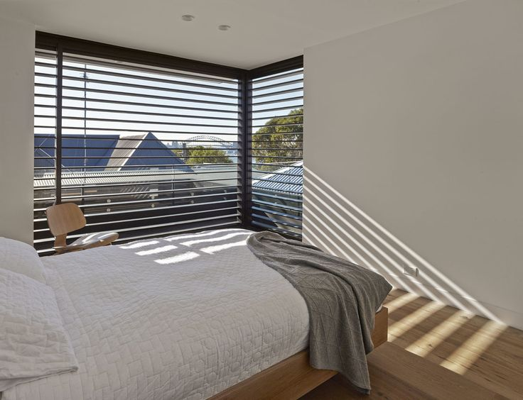 Birchgrove Project: Bedroom