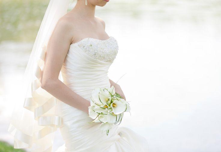 テーマカラーは白、オールホワイトで演出する結婚式!