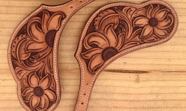 Express Yourself With Custom Leather Spur Straps - COWGIRL Magazine