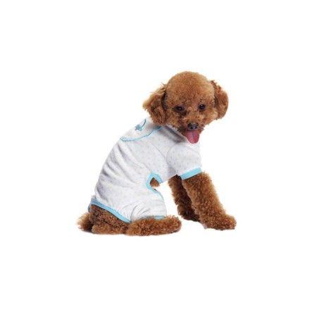 """Pijama para Perro """"Cochecito"""" - KUKA´S WORLD - Ropa y Accesorios exclusivos para Perros. Moda Canina de Diseño y Artículos para Mascotas con estilo. Designer Dog Clothes and Luxury Accessories for Pets! www.kukasworld.com/"""