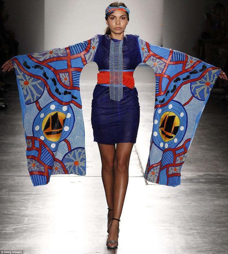33 best Aboriginal Fashion images on Pinterest ...