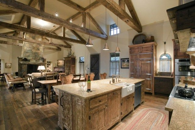 What is Rustic interior Design ?