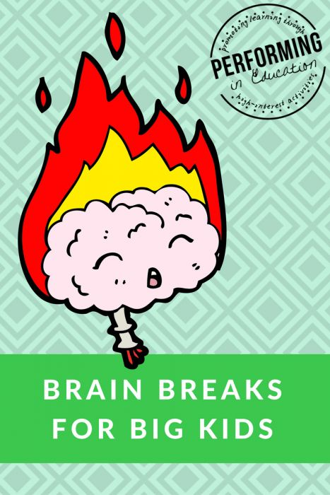 36 best science classroom websites images on pinterest classroom brain breaks for big kids grades 3 and up brain breaks fandeluxe Gallery