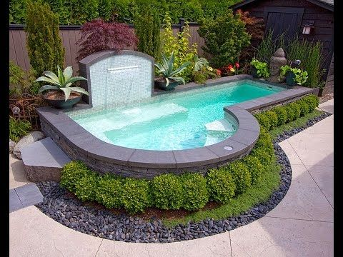 Marvelous Small Pool Ideas in Your Backyard YouTube