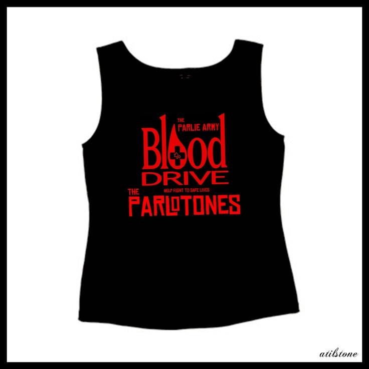 Blood drive ladies