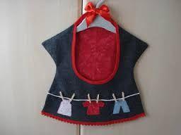 Resultado de imagen de labores hacer una bolsa para pinzas ropa