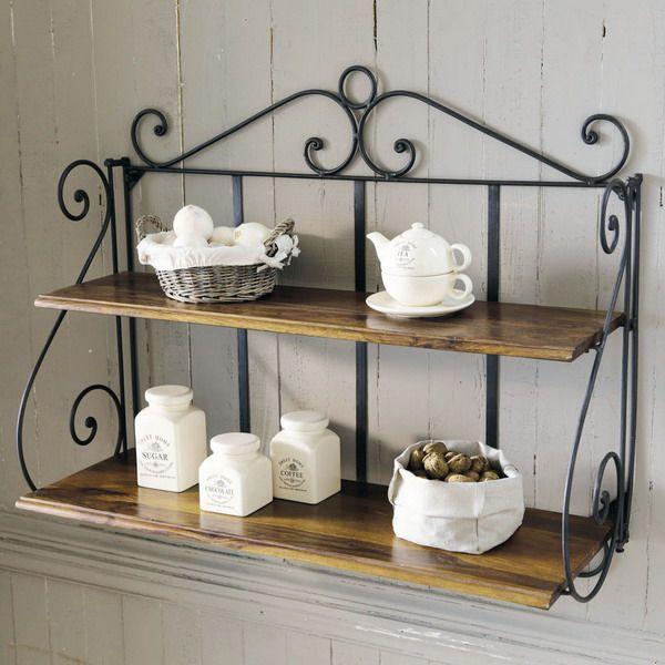 Ironcast shelves
