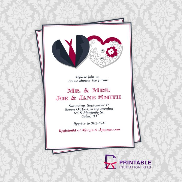 4ddcb37fb5fb5395a5f555f739a09ffe invitation kits invitation templates 16 best images about bridal shower invitations (free) on pinterest,Shower Invitation Kits