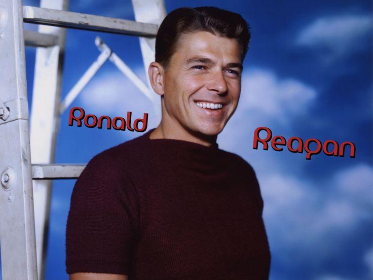 Badass Ronald Reagan Wallpaper