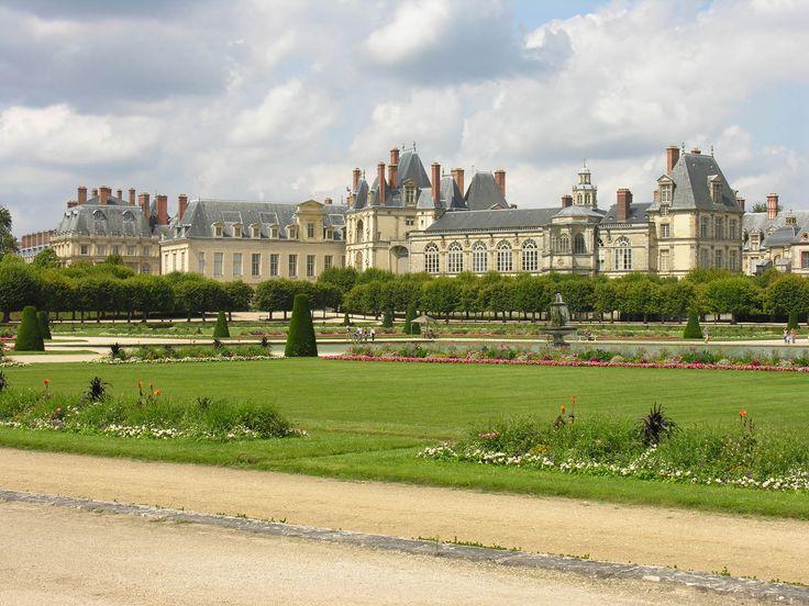 Ch Teau De Fontainebleau France Ch Teaux De France Pinterest Castles France And Paris